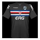 Sampdoria terza maglia