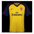 Maglia Arsenal away
