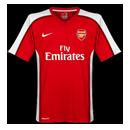 Maglia Arsenal home