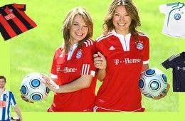 Bundesliga maglie 2009-2010