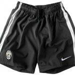 I calzoncini da trasferta della Juventus 2009-2010