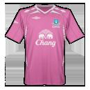 Everton maglia rosa