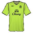 Everton terza maglia