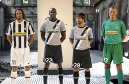 Divise Juventus 2009-2010