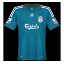Liverpool terza maglia