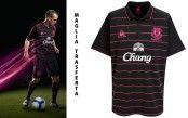 Maglia Everton 2009-2010 away