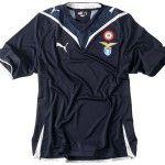 Maglia della SS Lazio da trasferta - 2009-2010