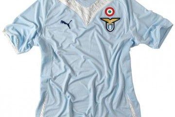 Prima maglia Lazio 2009-2010