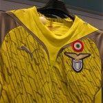 Maglia da portiere della Lazio 2009-2010