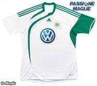 Prima maglia del Wolfsburg 2009-2010