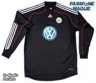 Prima maglia portiere Wolfsburg 09-10
