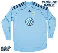 Seconda maglia portiere Wolfsburg 09-10
