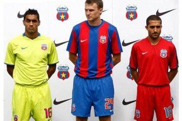 Maglie Steaua Bucarest 2009-2010