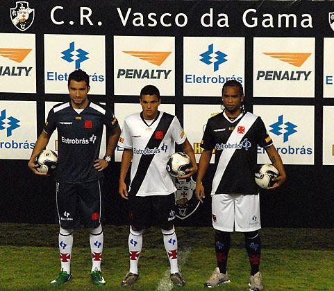 Le tre divise del Vasco da Gama 2009