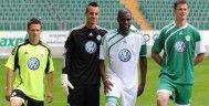 Le maglie del Wolfsburg 2009-2010