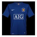 Manchester United terza maglia