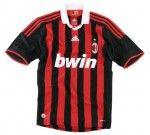 Prima maglia del Milan 2009-2010