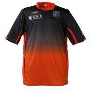 Seconda maglia del Lione 2009-2010