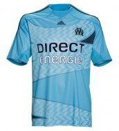 Seconda maglia Marsiglia 2009-2010
