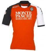 Seconda maglia Siena 2009-2010
