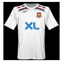 West Ham terza maglia