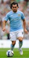 Tevez in Premier League con la nuova maglia del City