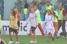 Maglie del Livorno 2009-2010