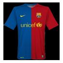 Maglia Barcellona 2008-2009 home