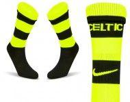 Calzettoni away Celtic 09-10