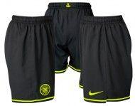 Calzoncini neri away Celtic 09-10