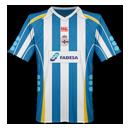 Maglia Deportivo 2008-2009 home
