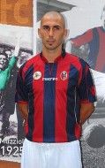 Marco Di Vaio con la prima maglia 2009-2010