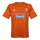 Maglia Recreativo Huelva 2008-2009 away