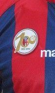 Il logo del Centenario del Bologna FC