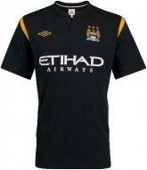 Seconda maglia del Manchester City 2009-2010