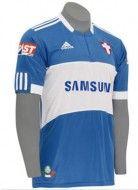 Maglia Palmeiras 2009-2010, lato destro