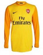 Maglia da portiere Arsenal 2009-2010