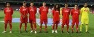 Terza maglia rossa del Napoli 2009-2010