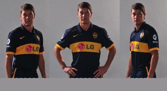 Maglie Boca Juniors 2009-2010