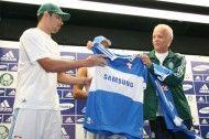 La nuova maglia del Palmeiras