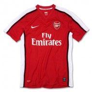 Prima maglia Arsenal 2009-2010
