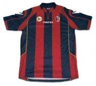 Prima maglia del Bologna 2009-2010