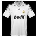 Maglia Real Madrid 2008-2009 home