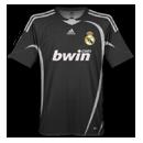 Maglia Real Madrid 2008-2009 third