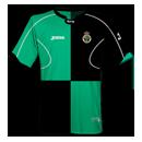 Maglia Racing Santander 2008-2009 away