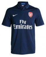 Seconda maglia Arsenal 2009-2010