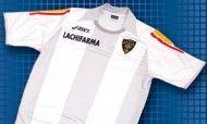 Seconda maglia del Lecce 09-10