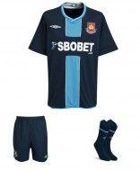 Seconda maglia away West Ham 2009-2010