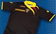 Terza maglia del Lecce 09-10