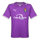 Maglia Real Valladolid 2008-2009 away